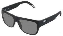 POC Want Prescription Sunglasses - Uranium Black & Hydrogen White