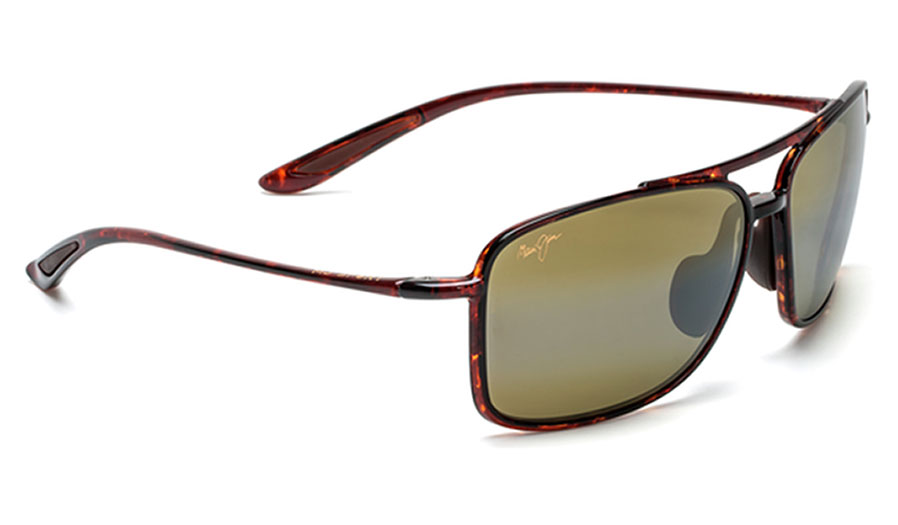 Maui Jim Kaupo Gap Sunglasses - Tortoise / HCL Bronze Polarised