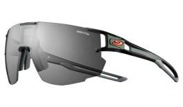 Julbo Aerospeed Sunglasses - Translucent Black & Grey / Reactiv Performance 0-3 Photochromic