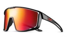 Julbo Fury Sunglasses - Black & Red / Spectron 3 CF Red
