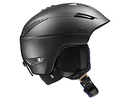 Salomon Icon 2 Custom Air Ski Helmet - Black