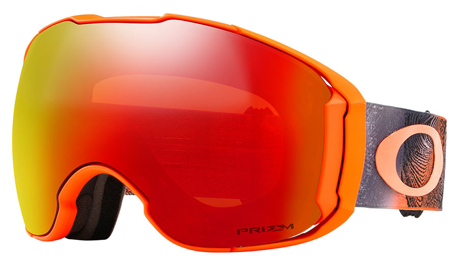 394ed394eb4 1. 2. 3. 4. PrevNext. Oakley Airbrake XL Ski Goggles - Mystic Flow Neon  Orange   Prizm Torch Iridium ...