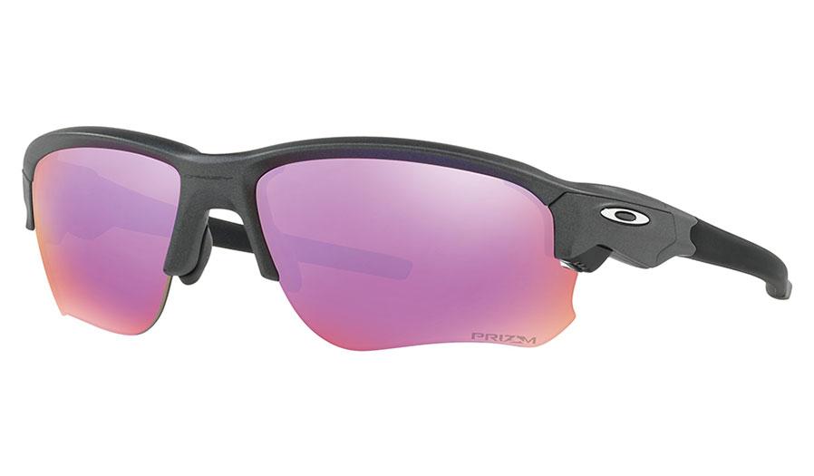 033435904be Oakley Flak Draft Sunglasses - Steel   Prizm Golf - RxSport