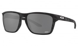 Oakley Sylas Sunglasses - Maverick Vinales Matte Black Camo / Prizm Black