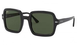 Ray-Ban RB2188 Sunglasses - Black / Green