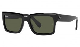 Ray-Ban RB2191 Inverness Sunglasses - Black / Green