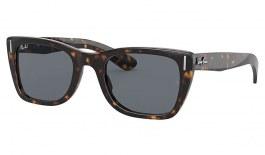 Ray-Ban RB2248 Caribbean Sunglasses - Havana / Blue