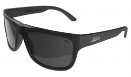 Melon Halfway Sunglasses - Matte Black