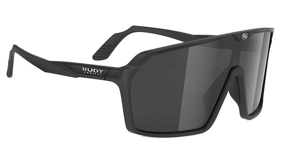 Rudy Project Spinshield Sunglasses - Matte Black / Smoke Black