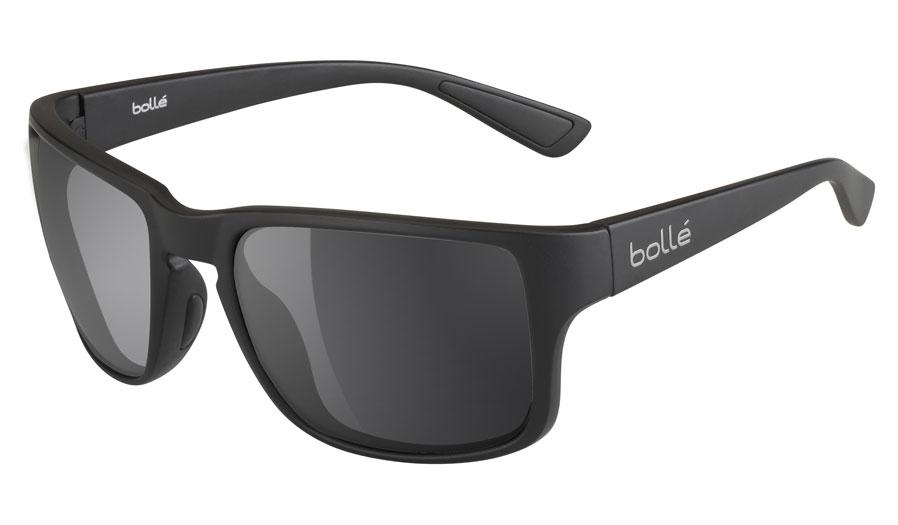 Bolle Slate Prescription Sunglasses - Matte Black