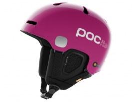 POC POCito Fornix Ski Helmet - Fluorescent Pink