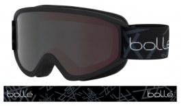Bolle Freeze Ski Goggles - Matte Black / Grey