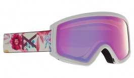 Anon Tracker 2.0 Ski Goggles - Flowers / Pink Amber