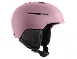 Anon Logan WaveCel Ski Helmet - Purple