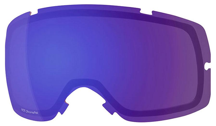 eb7a26fda885e Smith vice ski goggles replacement lens chromapop everyday violet mirror  jpg 898x525 Smith vice lens