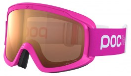 POC POCito Opsin Ski Goggle - Fluorescent Pink / Orange