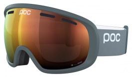 POC Fovea Clarity Ski Goggles - Pegasi Grey / Spektris Orange