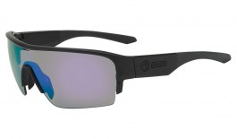 Dragon Tracer X Sunglasses - Matte Black / Lumalens Violet Ion + Lumalens Solid Brown + Clear