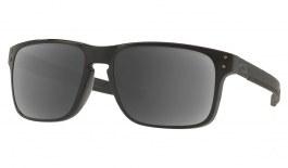 Oakley Holbrook Mix Prescription Sunglasses - Polished Black