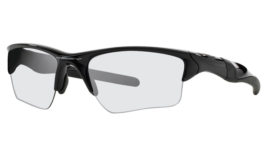 11f0dee617 Oakley Half Jacket 2.0 XL Prescription Sunglasses. Colour  Polished Black  ...