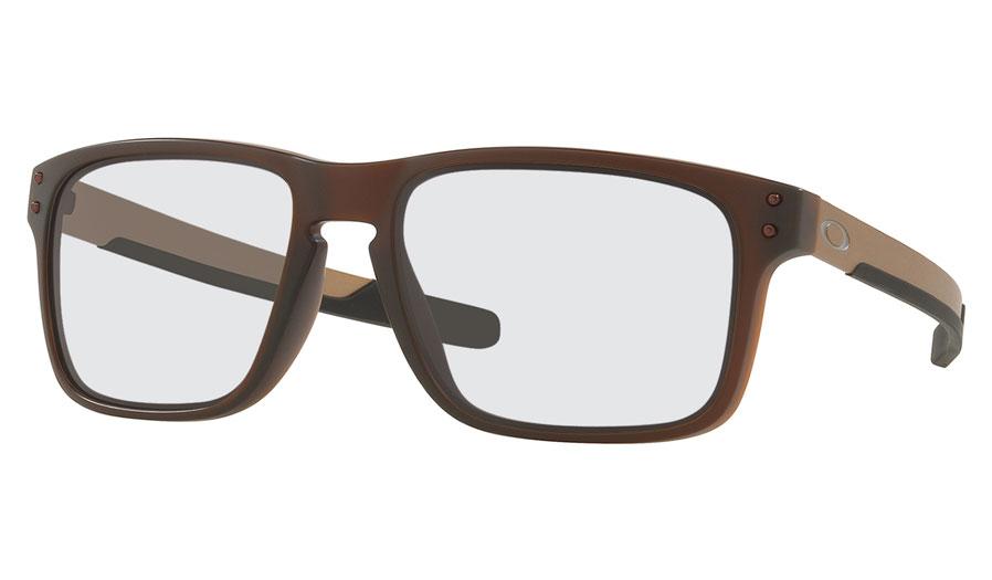 90741f59e03 Oakley Holbrook Mix Prescription Sunglasses - Matte Rootbeer - RxSport
