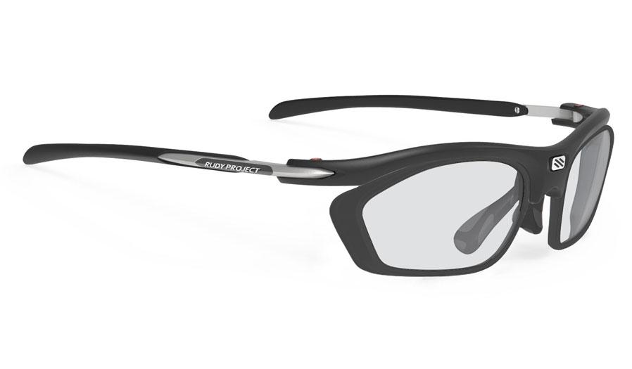 Rudy Project Rydon Slim Prescription Sunglasses - Optical Dock - Matte Black