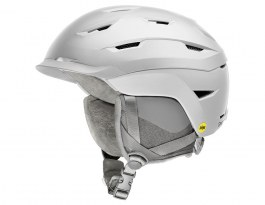 Smith Liberty MIPS Ski Helmet - Satin White