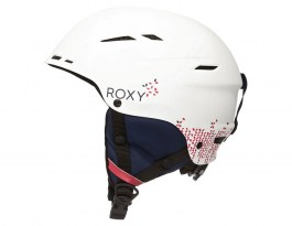Roxy Alley Oop Ski Helmet - Bright White