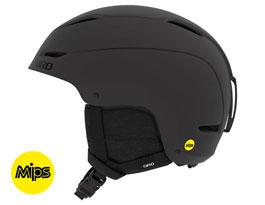 Giro Ratio MIPS Ski Helmet - Matte Black
