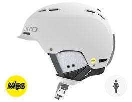 Giro Trig MIPS Ski Helmet - Matte White