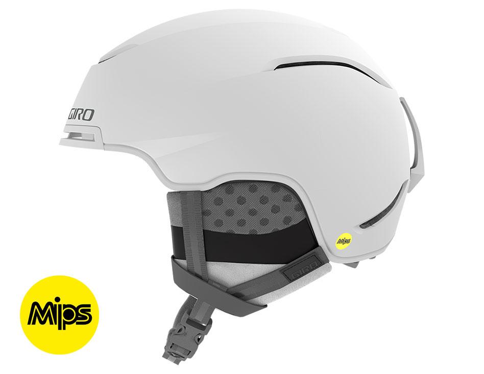 Giro Terra MIPS Ski Helmet - Matte White