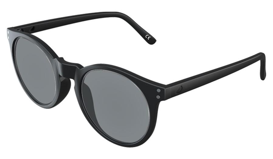 Melon Echo Prescription Sunglasses - Matte Black