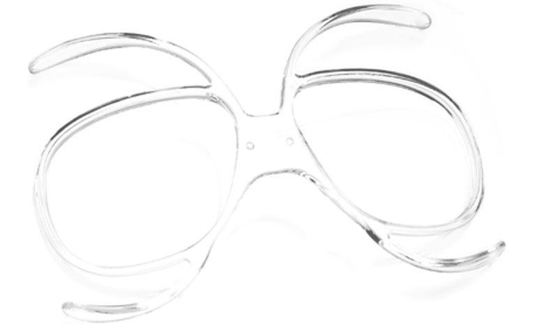Inland Universal Ski Goggle Prescription Insert