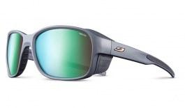 Julbo Monterosa 2 Sunglasses - Matte Dark Grey / Reactiv All Around 2-3 Photochromic