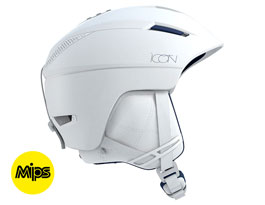 Salomon Icon 2 Custom Air MIPS Ski Helmet - White