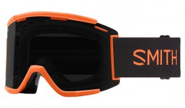 Smith Squad XL MTB Goggles - Cinder Haze / ChromaPop Sun Black + Clear