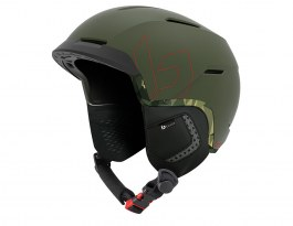 Bolle Motive Ski Helmet - Matte Green Camo