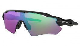 Oakley Radar EV Path Sunglasses - Polished Black / Prizm Golf