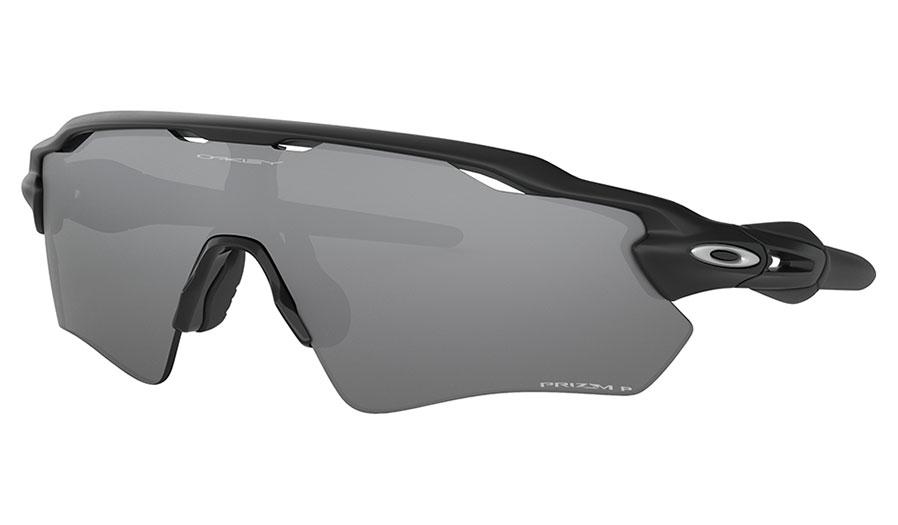 Oakley Radar EV Path Sunglasses - Matte Black / Prizm Black Polarised