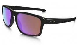 Oakley Sliver Sunglasses - Polished Black / Prizm Golf