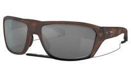Oakley Split Shot Sunglasses - Matte Brown Tortoise / Prizm Black Polarised
