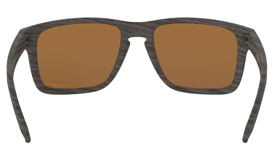 6b38979c83 Oakley Holbrook XL Sunglasses - Woodgrain   Prizm Tungsten Polarised ...