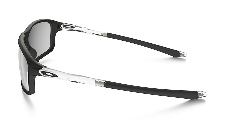 fecb162ea8 Oakley Crosslink Zero Prescription Glasses - Matte Black - Essilor Lenses