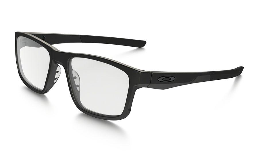 34689dbed69 Oakley Hyperlink Prescription Glasses - Satin Black - Oakley ...