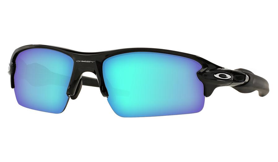 e9645c54bba Oakley Flak 2.0 Prescription Sunglasses - Polished Black - RxSport