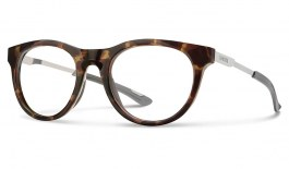 Smith Sequence Glasses - Havana - Essilor Lenses