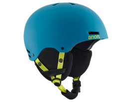 Anon Rime Ski Helmet - Birdie Blue