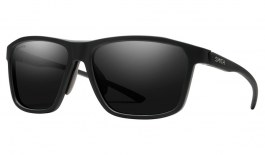 Smith Pinpoint Sunglasses - Matte Black / ChromaPop Black Polarised