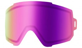 Anon Sync Ski Goggle Replacement Lens - Sonar Pink