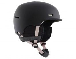 Anon Raven MIPS Ski Helmet - Black Mauve
